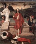 dirck bouts resurrection paintings