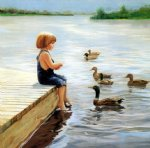 donald zolan summer lake paintings-35638