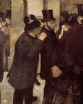 edgar degas portraits at the stock exchange painting 35382