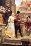 a call to arms by edmund blair leighton painting