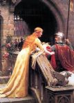 god speed by edmund blair leighton painting