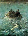 edouard manet the escape of rochefort paintings