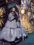 edouard manet women at the races painting