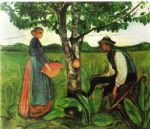 fertility 1902 by edvard munch painting