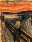 the scream by edvard munch painting