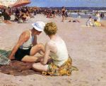 edward henry potthast a summer vacation paintings
