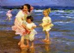 cold feet by edward henry potthast painting