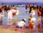 edward henry potthast happy days paintings