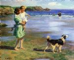 edward henry potthast summer pleasures painting