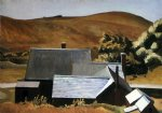 edward hopper burly cobb s house south truro paintings-34892