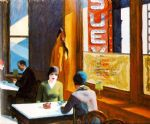 chop suey by edward hopper painting