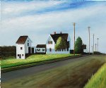 edward hopper route 6 eastham paintings-34944