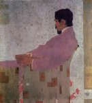 portrait paintings - portrait of the painter anton peschka by egon schiele