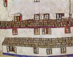 egon schiele windows painting