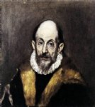 portrait of a man ii by el greco painting