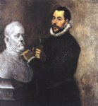 portrait of a sculptor by el greco painting