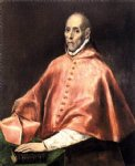 portrait of cardinal tavera by el greco painting