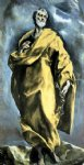 saint peter by el greco painting