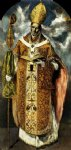 st ildefonso iii by el greco painting