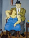 fernando botero couple art