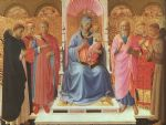 annalena altarpiece by fra angelico painting