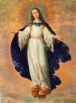 francisco de zurbaran the immaculate conception2 painting