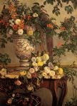 frederic bazille flowers painting 78918