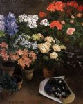 frederic bazille study of flowers painting 82917