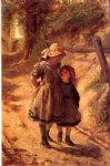 sisters by frederick morgan painting
