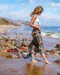 garmash toes in the sand posters