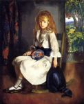 anne in white by george bellows painting