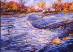george gallo des plaines river 2 painting