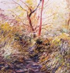 george gallo old gulch painting