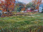 george gallo the ranch painting
