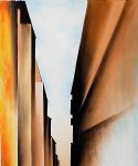 georgia o keeffe street new york i 1926 painting