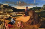 agony in the garden by giovanni bellini painting