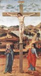 crucifix by giovanni bellini painting