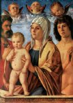 giovanni bellini madonna with child and sts peter and sebastian art