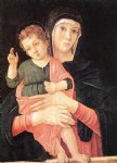 giovanni bellini madonna with child blessing art