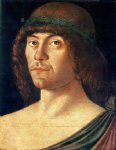 giovanni bellini portrait of a humanist painting