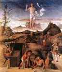 giovanni bellini resurrection of christ painting