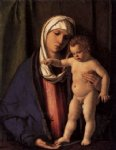 giovanni bellini virgin and child ii painting