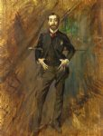 john singer sargent by giovanni boldini painting