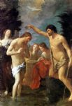 guido reni baptism of christ painting