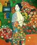 gustav klimt dancer painting-78361