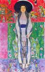 portrait paintings - portrait of adele bloch bauer by gustav klimt