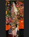 gustav klimt the dancer painting-83507