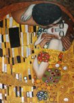 gustav klimt the kiss iii painting