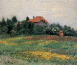 gustave caillebotte norman landscape painting 81207