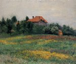 gustave caillebotte norman landscape painting 32920